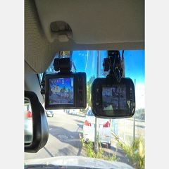 Dash cam auto per incidenti